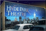 The Hyde Park Theatre promotes local artists, enhancing community spirit.