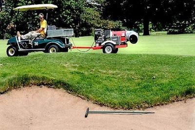 Medium golfrenovation