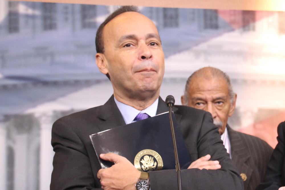 U.S. Rep. Luis Gutierrez (D-IL4)