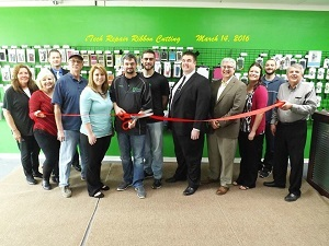 The Salem business community welcomes iTech Repair.