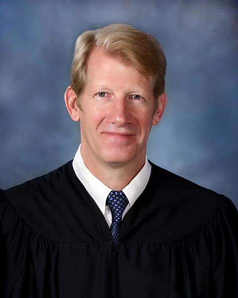 Louisiana Supreme Court Justice Jeff Hughes