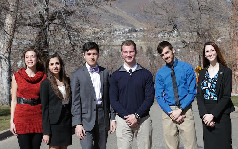 The University Innovation Fellowship recently named six Colorado School of Mines students as fellows.