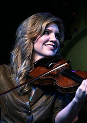 Alison Krauss was born in Decatur.