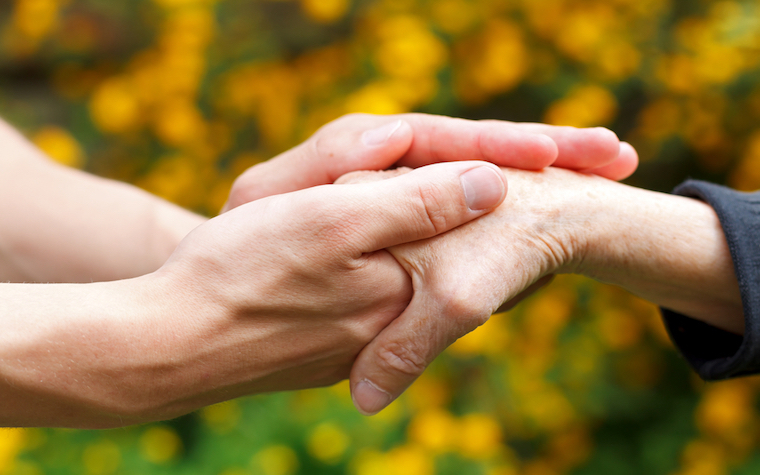 Parkinson's group promotes online seminar, resources for National Family Caregivers Month.