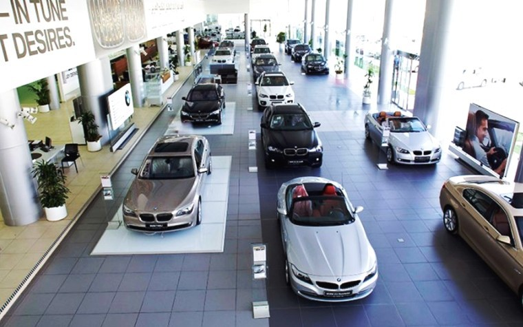 AGMC is planning a premier auto showroom in Dubai Motor City.