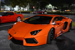 The G21 shows will feature everything from classics all the way to high-end cars like the Lamborghini.