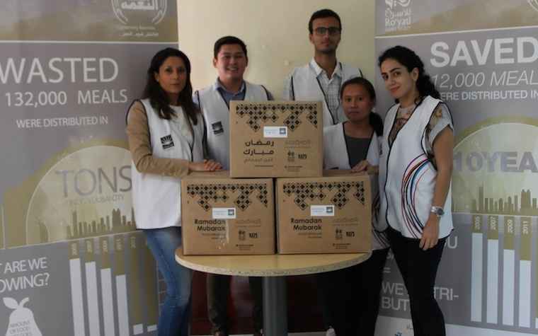 The Emaar Foundation is taking part in the Food Drive UAE, a social initiative to help underprivileged families during Ramadan.