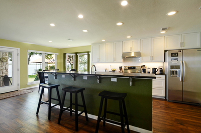 The kitchen is often the first area of the home to be remodeled.