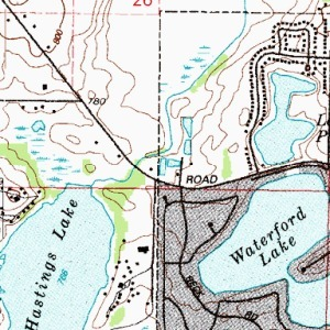Medium lindenhurst geo map