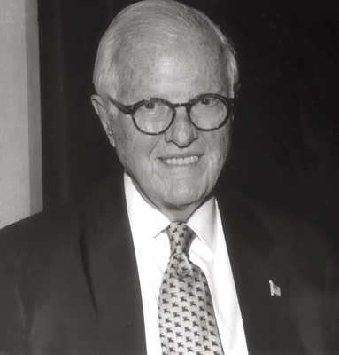 The Henry E. Haller Jr. (pictured) Foundation made a $5 million donation to the University of Pittsburgh Katz Graduate School of Business and College of Business Administration.