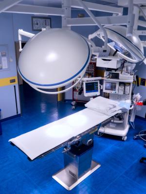 Large operatingroom