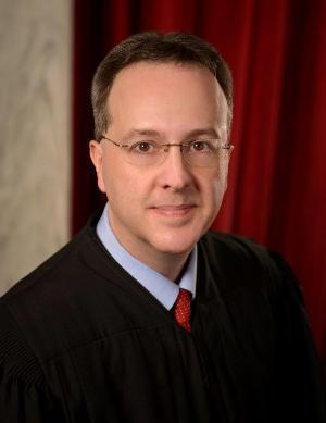 Winners are able to meet Chief Justice Allen Loughry.
