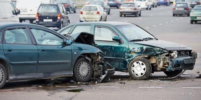 Medium car accident 20