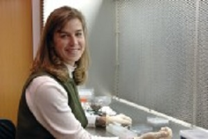 MU professor Melissa Mitchum found genetic evidence that is the link to how nematodes attack soybean crops.
