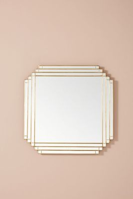 Alexia Wall mirror & Mirrors add elegance visual interest to any room | Austin Homes