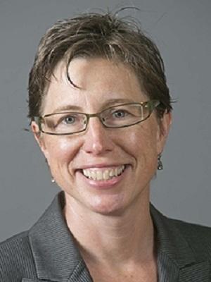 Mills College President Elizabeth L. Hillman