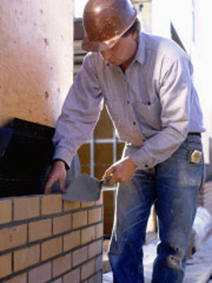 Large bricklayer