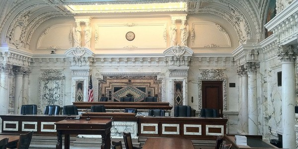 Large 1280 james r browning courthouse courtroom