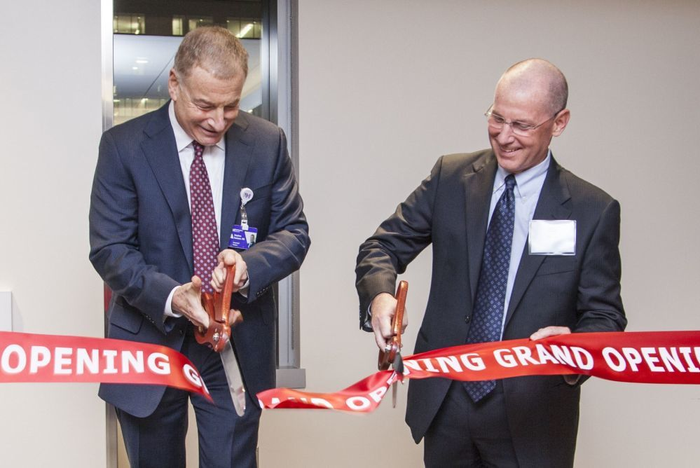 The new facility, in Suite 1600 of the Lavin Family Pavilion, 259 E. Erie St., offers the latest in gastro-intestinal technology.