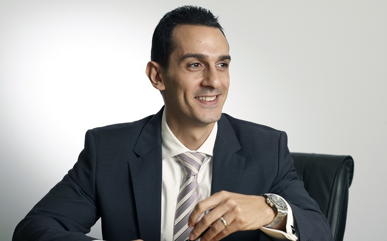 Henry Fares, head of human resources at DHL Express Middle East and North Africa