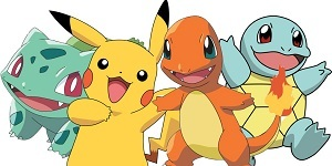 The library's Pokemon Club will meet monthly in the summer.
