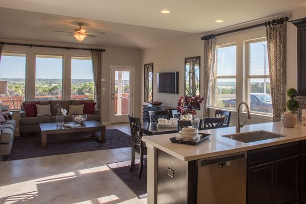 Meritage Homes offers stylish and affordable homes that are 100 percent Energy Star certified in the sought-after community of Stewart Crossing.