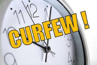 Medium curfew
