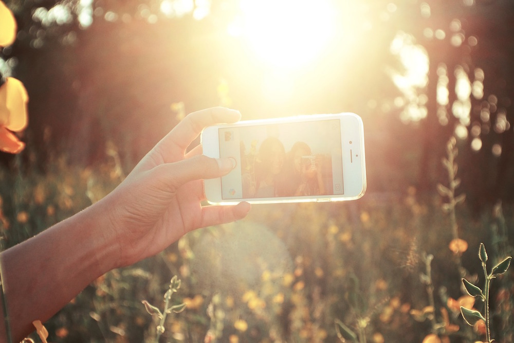 Leveraging the power of social media through selfies can do wonders for your small business.