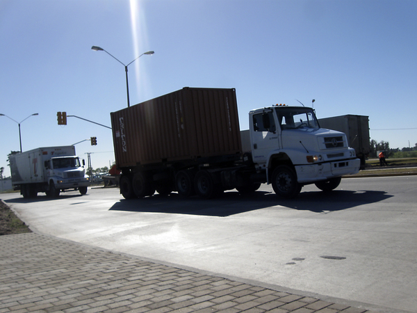 District court dismissed suit brought by truck drivers