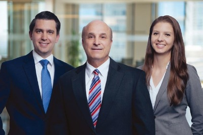 The Pillar Group is made up of Nicholas August, Gordon Knuth and Lisa Gorodenski.