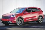 The Kia Niro is based on a new platform that will underpin a number of new electric models by 2020.
