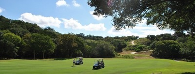 Twin Creeks Country Club is in Cedar Park.