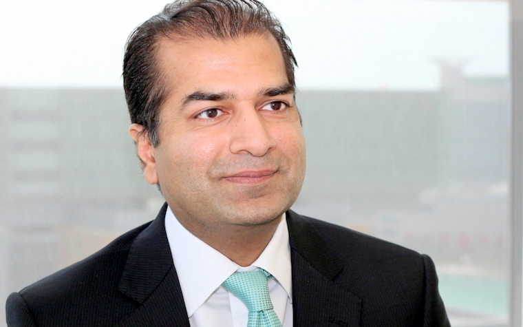 Tariq Ajmal, partner in charge of IT risk services at Deloitte Middle East