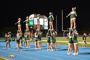Mattoon High School will hold an informational meeting for all students interested in cheerleading.