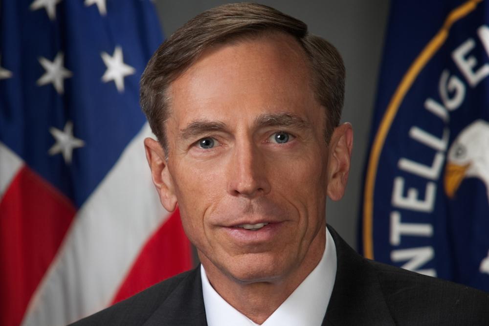 Ret. General David Petraeus