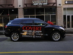 Last year's official pace car for the Austin Jingle Run 5K, provided by Covert Buick.