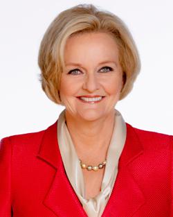 U.S. Sen. Claire McCaskill