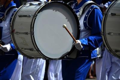 Medium paradeband