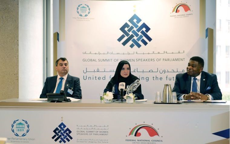 Abu Dhabi to host Global Summit of Women Speakers of Parliament