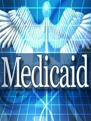 Large medicaid logo