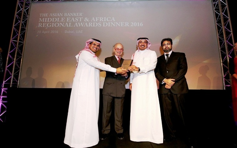 Riyadh-based Saudi Hollandi Bank (SHB) recently earned two accolades from the Middle East's foremost authority on strategic business intelligence, The Asian Banker.