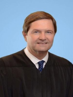 2nd Circuit Court of Appeals Judge Jay Caraway