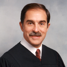 U.s. district judge harvey bartle iii