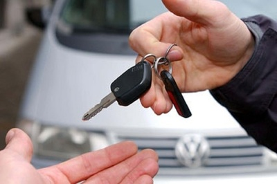 Among the items you need to bring during the trade-in process are all sets of the car's keys.