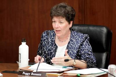 Rep. Peggy Bennett