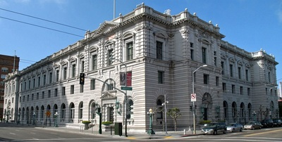 The James R. Browning U.S. Court of Appeals Building in San Francisco