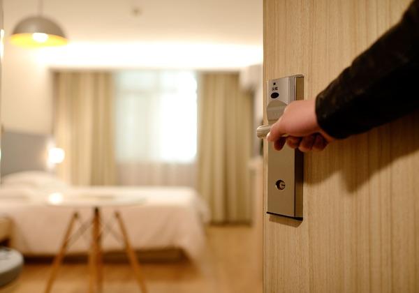 Large hotelroom