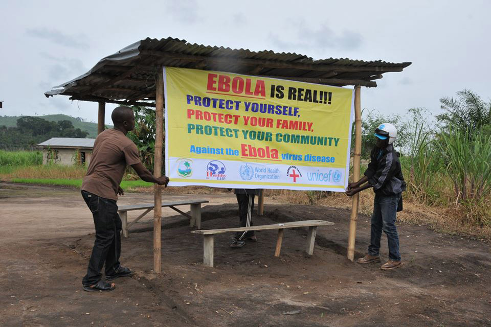 The latest Ebola outbreak has killed 2,917 people.