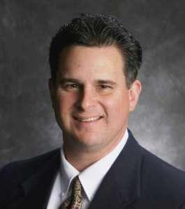 Effingham Mayor Jeff Bloemker