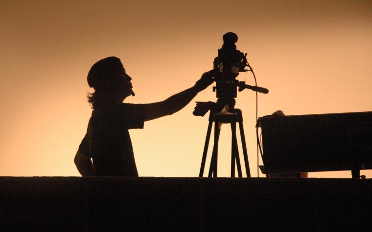 Joseph Patrick Uddo was a screenwriter and camera operator.